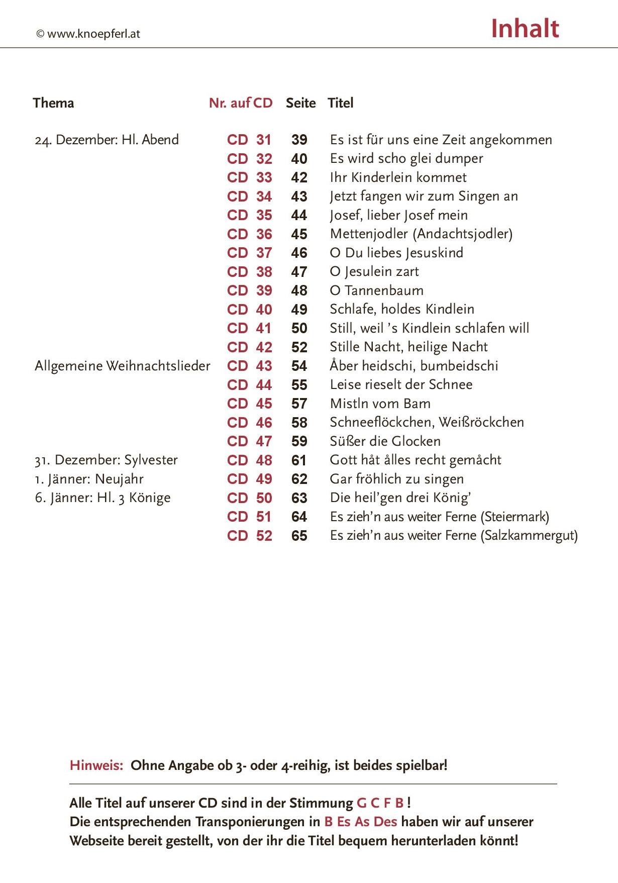 Knöpferl | Durch die Advent- & Weihnachtszeit auf der Steirischen ...